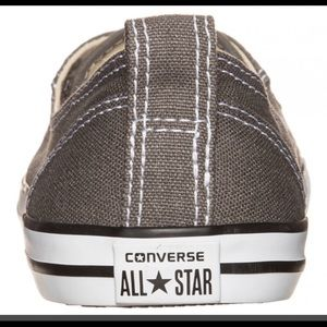 65ee638f07eb Converse Shoes - CONVERSE CHUCK TAYLOR BALLET LACE SLIP CHARCOAL